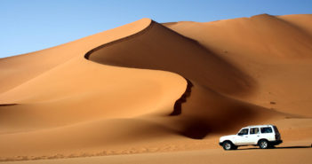 Deserto del Sahara - Libia