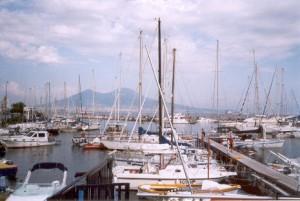Napoli - Il porto turistico