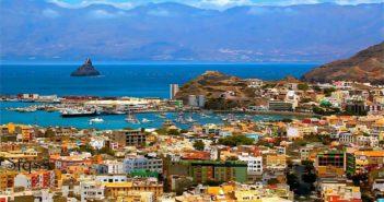 Capo Verde - Isola di Sao Vicente
