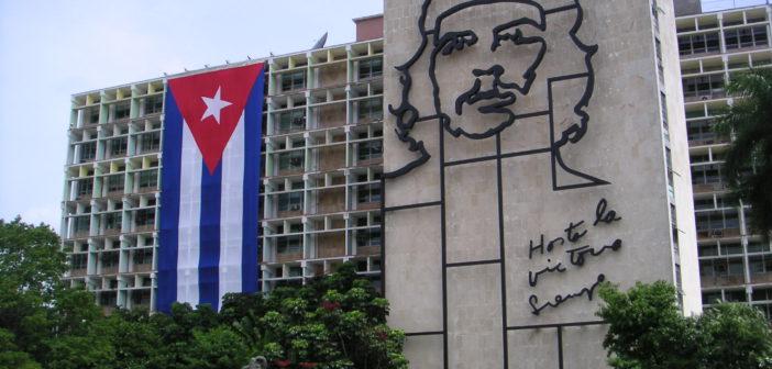 Che Guevara in Havana