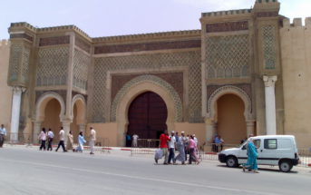 Meknes - Bab El-Mansour