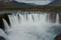 Cascate Goðafoss - Islanda