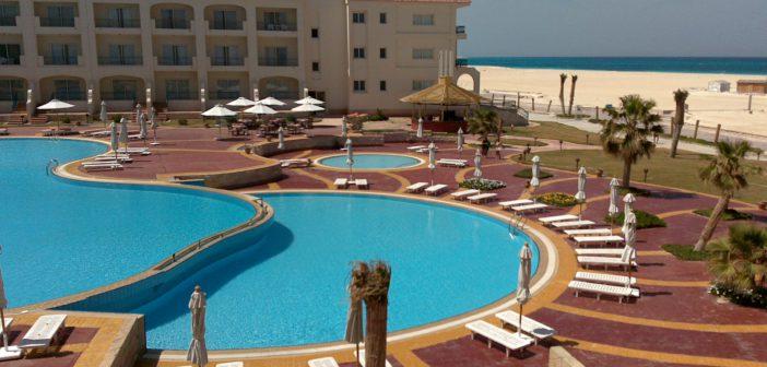 El Alamein (hotel Alba Club)