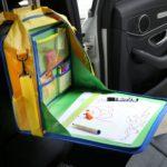 Tavolino da auto per bambini
