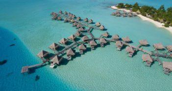 Bora Bora, Le Moana Resort