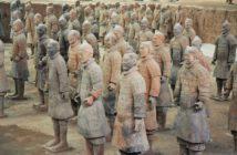 Xi'an - Esercito di terracotta