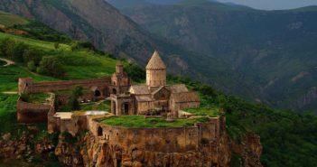 Armenia - Monastero di Tatev