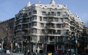 Barcelona - Casa Mila Gaudì