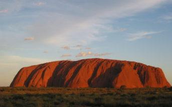 Parco nazionale di Kata Tjuta - Uluru