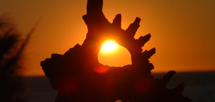 Un tramonto in Madagascar