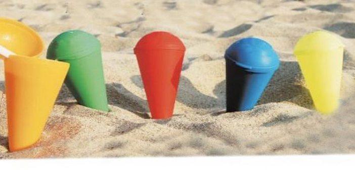 Posacenere da spiaggia