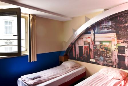 Amsterdam i tre migliori ostelli suggeriti da for Amsterdam ostelli economici centro
