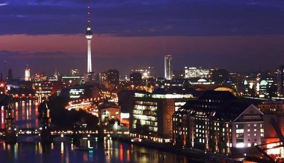 Berlino di notte