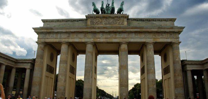 Berlino - Porta di Brandeburgo