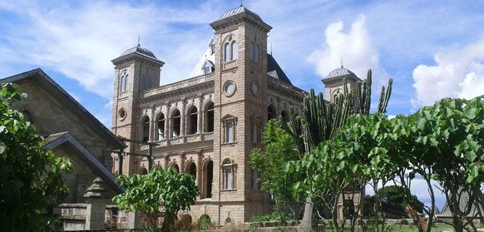 Rova di Antananarivo