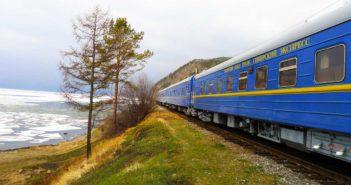 Transiberiana - Nei pressi del Lago Bajkal