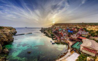 Anchor Bay - Mellieha (Malta)