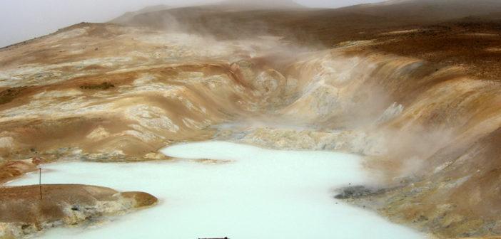Zona vulcanica di Krafla