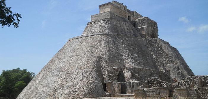 Piramide dell'indovino (Piramide del Adivino)